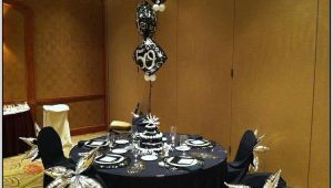 50th Birthday Party Decorations Black and Silver 50th Birthday Party Decorations Black and Silver