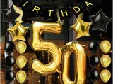 50th Birthday Party Decorations for Men 50th Birthday Decorations Party Supplies Party Favors