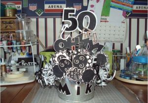 50th Birthday Party Decorations For Men Themes Via Marianna Montoya