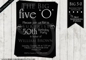 50th Birthday Party Invitation Samples Invitations For Men Dolanpedia