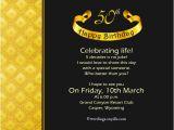 50th Birthday Party Invitation Wording Ideas 50th Birthday Invitation Ideas Oxsvitation Com