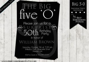 50th Birthday Party Invitation Wording Ideas Invitations For Men Dolanpedia