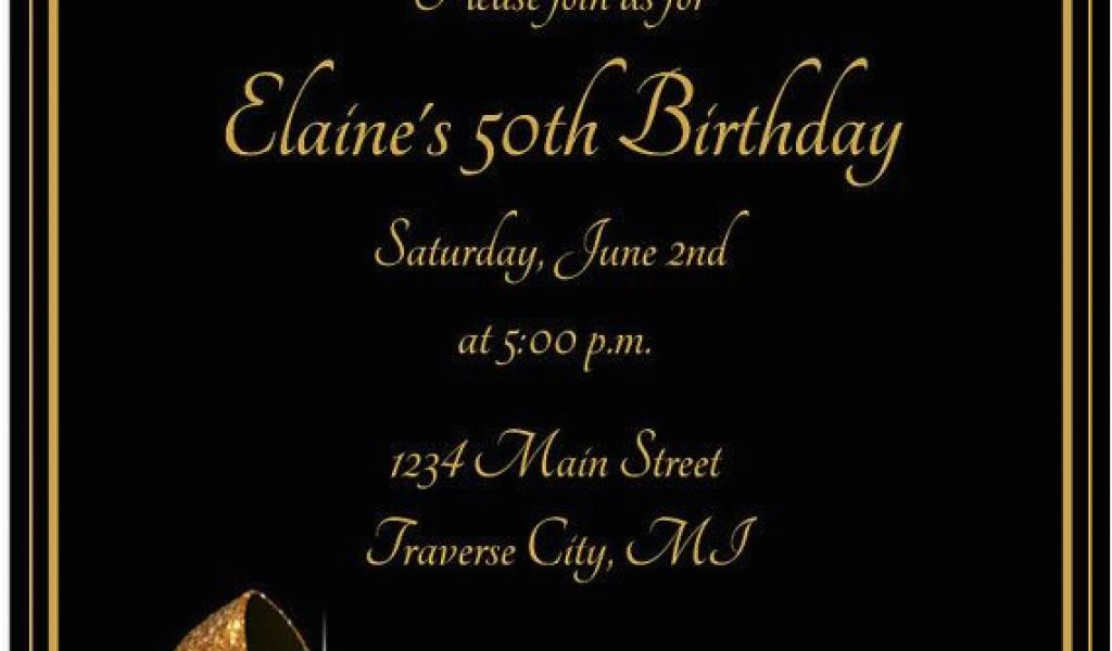 Download By SizeHandphone Tablet Desktop Original Size Back To 50th Birthday Party Invitation Wording Ideas