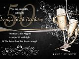 50th Birthday Party Invitations with Photo 45 50th Birthday Invitation Templates Free Sample