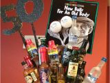 50th Birthday Present Ideas for Him Uk 50th Birthday Gift Basket for Men Do One with Ben Gay