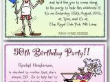 50th Birthday Sayings for Invitations 40th 50th 60th 70th 80th 90th Personalised Birthday Party