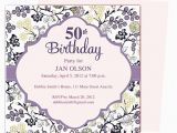 50th Birthday Sayings for Invitations 50th Birthday Invitation Template Oxsvitation Com