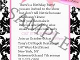 50th Birthday Sayings for Invitations Sample 50th Birthday Invitation Sample 50th Birthday