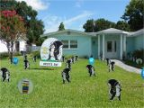 50th Birthday Yard Decorations Attractive Lawn Ideas The For