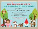 5th Birthday Invitation Wording Samples Birthday Party Invitation Card Sample