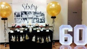 60 Birthday Decorations Ideas 60th Birthday Party Ideas