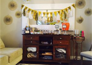 60 Birthday Decorations Ideas Golden Celebration 60th Party For Mom
