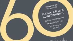 60 Birthday Invitation Ideas 20 Ideas 60th Birthday Party Invitations Card Templates