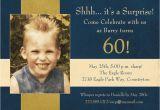 60 Birthday Invitation Wording Free 60 Surprise Birthday Invitation Template Wording