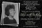 60 Birthday Invitation Wording Surprise 60th Birthday Party Invitations Template