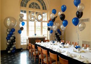 60 Birthday Table Decorations Party People Event Decorating Company 60th
