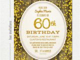 60 Year Old Birthday Invitations 23 60th Birthday Invitation Templates Psd Ai Free