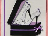 60th Birthday Card for My Wife Personalised Shoes Birthday Card Wife Sister Mum Friend