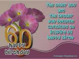 60th Birthday Card Message 60th Birthday Wishes Quotes and Messages 365greetings Com