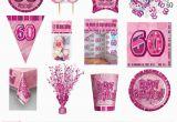 60th Birthday Decorations Cheap 60th Pink Glitz Birthday Party Supplies Decorations