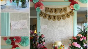 60th Birthday Decorations for Mom My Mom 39 S 60th Birthday Party Joyfully Home