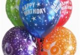 60th Birthday Flowers and Balloons 60th Birthday Balloons 60th Birthday Helium Balloons