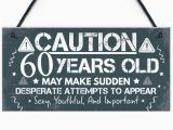60th Birthday Gift Ideas for Him Uk 60th Birthday Card for Men Women Friend 60th Birthday