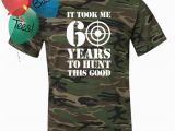 60th Birthday Gifts for Him Birthday Gift Ideas for Hunter 1957 Birthday Present for Him