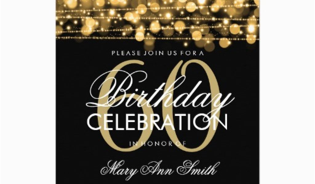 Download By SizeHandphone Tablet Desktop Original Size Back To 60th Birthday Invitation Cards Design