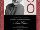 60th Birthday Invitation Wording Samples Sample Invitation for 60th Birthday Sample Invitation for