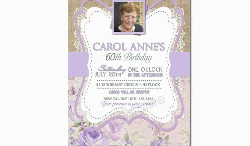 Download By SizeHandphone Tablet Desktop Original Size Back To 60th Birthday Invitations For Women