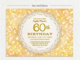 60th Birthday Invitations Free 23 60th Birthday Invitation Templates Psd Ai Free