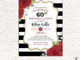 60th Birthday Invitations Free Surprise 60th Birthday Party Invitations Party Bagvania