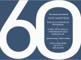 60th Birthday Invitations Templates Template 60th Birthday Invitation Http Webdesign14 Com