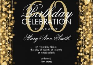 60th Birthday Invite Ideas 20 Party Invitations Card Templates