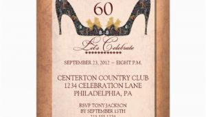 60th Birthday Invite Ideas 20 Ideas 60th Birthday Party Invitations Card Templates