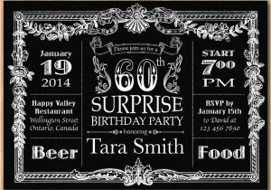 60th Birthday Invite Ideas Invitations For Men Bagvania Free