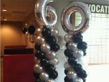 60th Birthday Party Decorations for Men 60th Birthday Party Balloon Decorations Pinterest