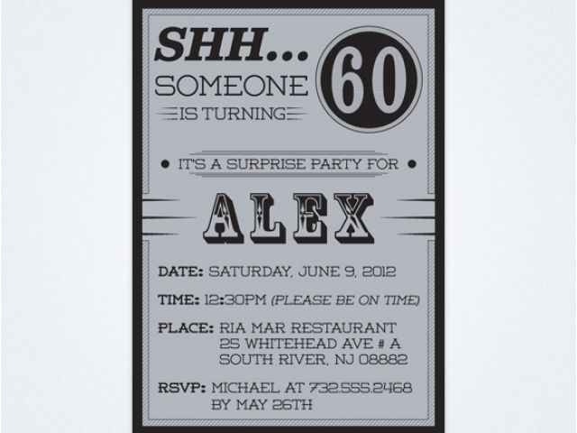 Download By SizeHandphone Tablet Desktop Original Size Back To 60th Birthday Party Invitations For Her