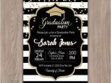 60th Birthday Party Invitations for Him Invitacion De La Fiesta De Graduacion Graduacion Invitacion