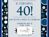 60th Birthday Party Invitations for Him New 40th Birthday Party Invitations for Him Creative