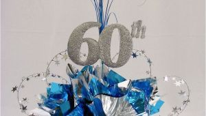 60th Birthday Table Decorations Ideas 60th Milestone Centerpiece Gift Wrappings Pinterest