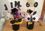 60th Birthday Table Decorations Ideas Jim 39 S 60th Birthday Centerpieces Gifts Pinterest