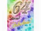 64th Birthday Card 64th Birthday Gifts T Shirts Art Posters Other Gift