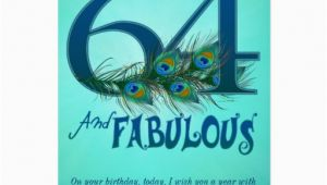 64th Birthday Card Happy 64th Birthday Cards Happy 64th Birthday Card