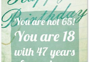 65 Birthday Card Messages 65th Wishes And Funny