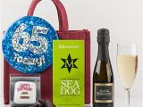 65th Birthday Presents for Him Natures Hampers Happy 65th Birthday Gift Bag Birthday