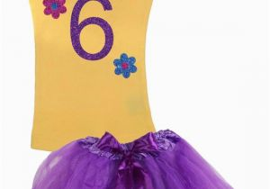 6th Birthday Girl Outfits 6th Birthday Girl Outfit 6th Birthday Party by Bubblegumdivas