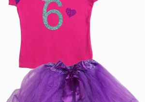 6th Birthday Girl Outfits Girls 6th Birthday Outfit 6th Birthday Party by Bubblegumdivas