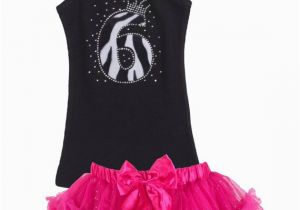 6th Birthday Girl Outfits Girls Zebra Birthday Tutu Dress 6th Birthday by Bubblegumdivas